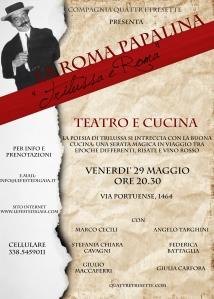 Roma papalina 29 05 2015